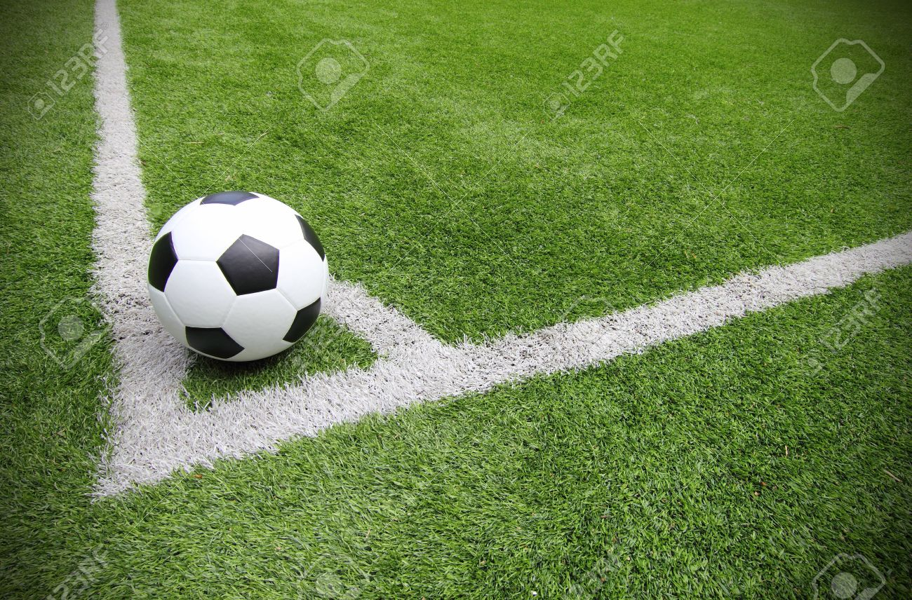 witter wit professionele sportveldbelijning